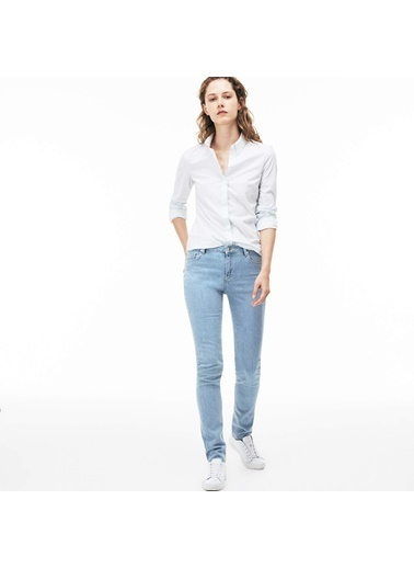 Lacoste Kadın  Pantolon HF2479.KUX Mavi